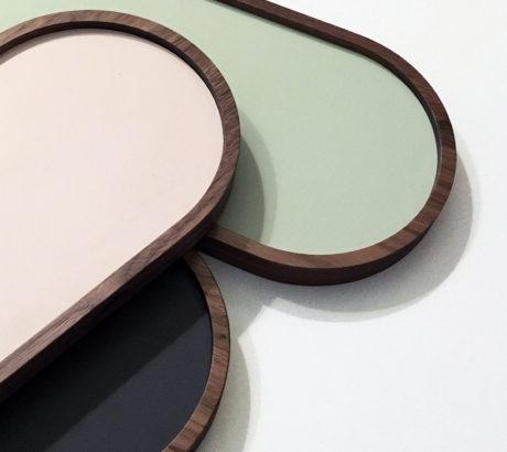 tray-walnut-linoleum-wood-nude-black-green
